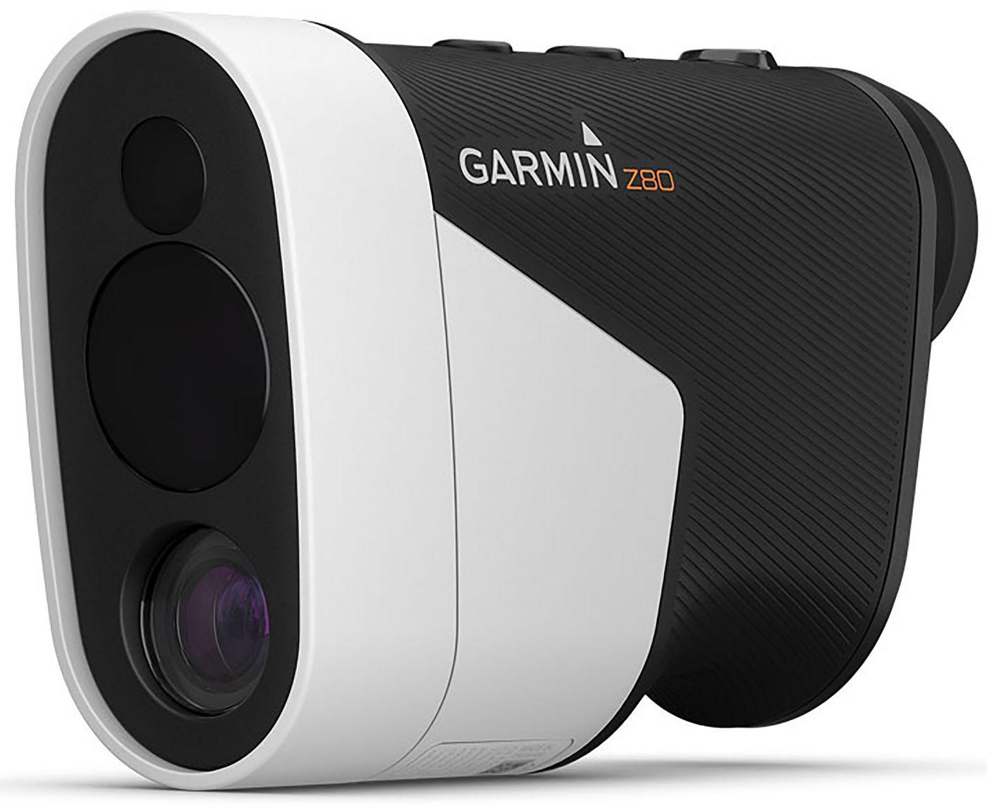 Garmin Approach Z80 Laser Rangefinder + Golf GPS