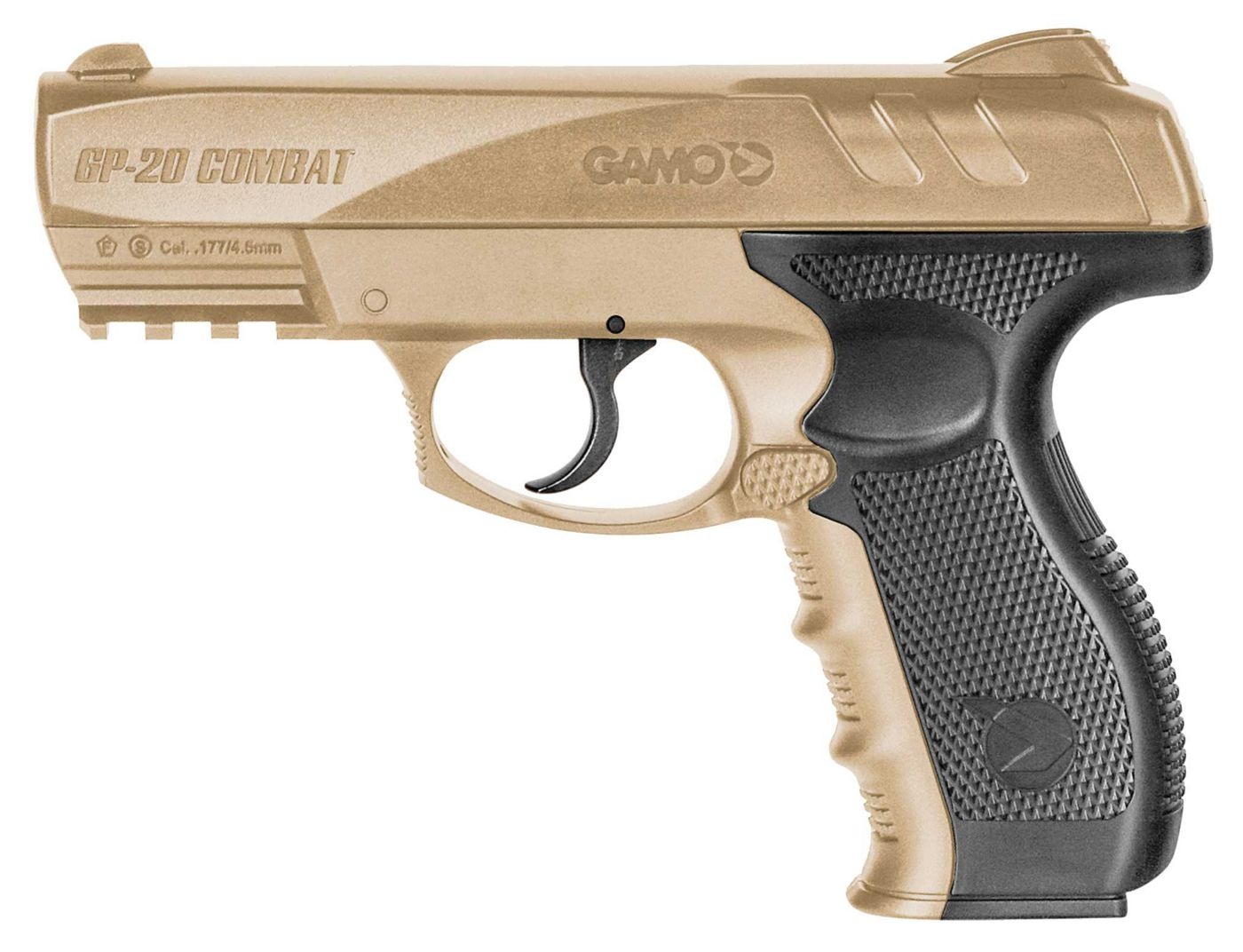 Gamo GP-20 .177 BB Gun Package