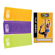 GoFit Latex-Free TPR Flat Band Set