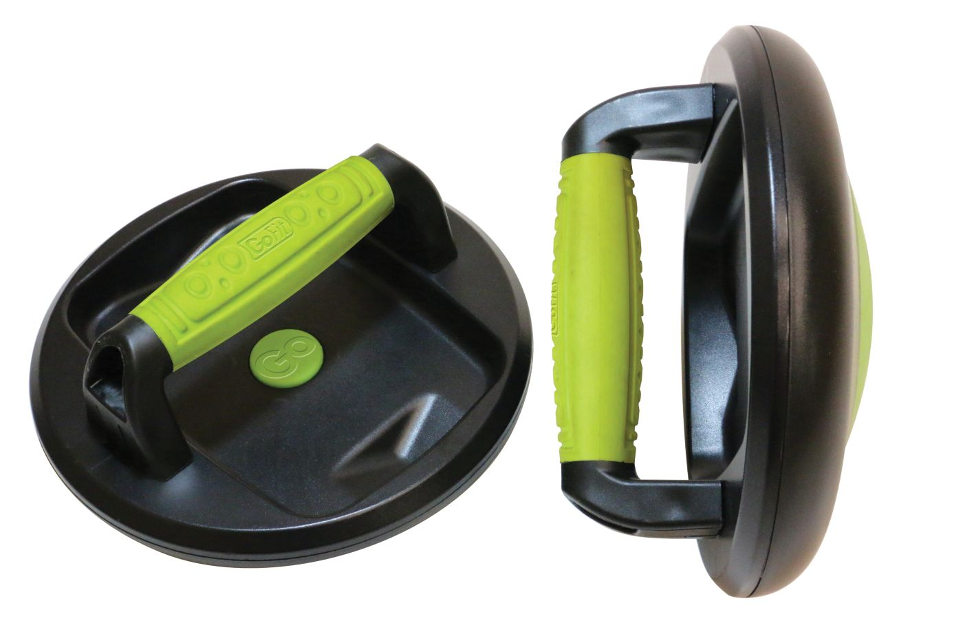 GoFit Rotating Push Up Pods