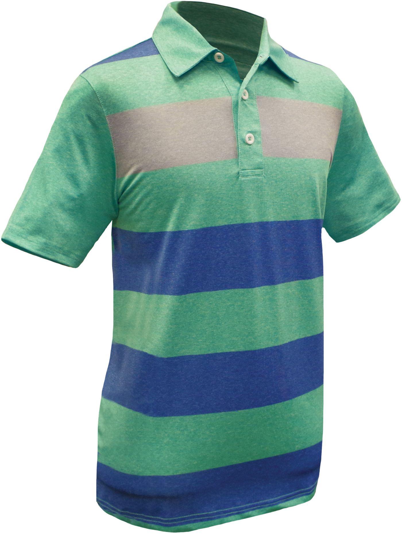 Garb Boys' Jasper Golf Polo