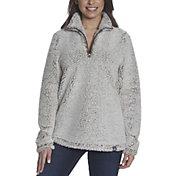 Gerry Women's Lorraine Sherpa ¼ Zip Pullover