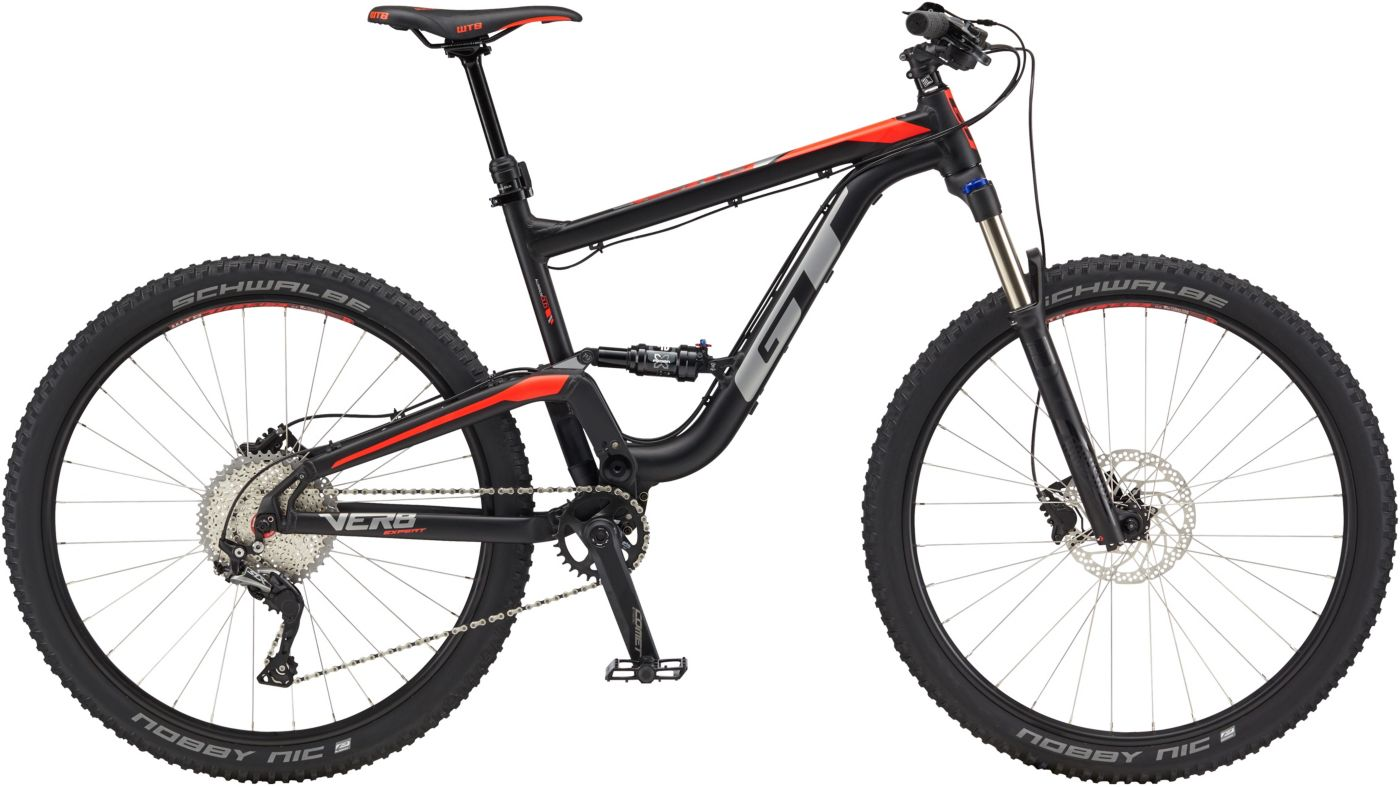 GT Men's Verb Expert 27.5'' Mountain Bike