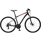 GT Men's Transeo Comp Hybrid Bike