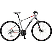GT Men's Transeo Elite Hybrid Bike