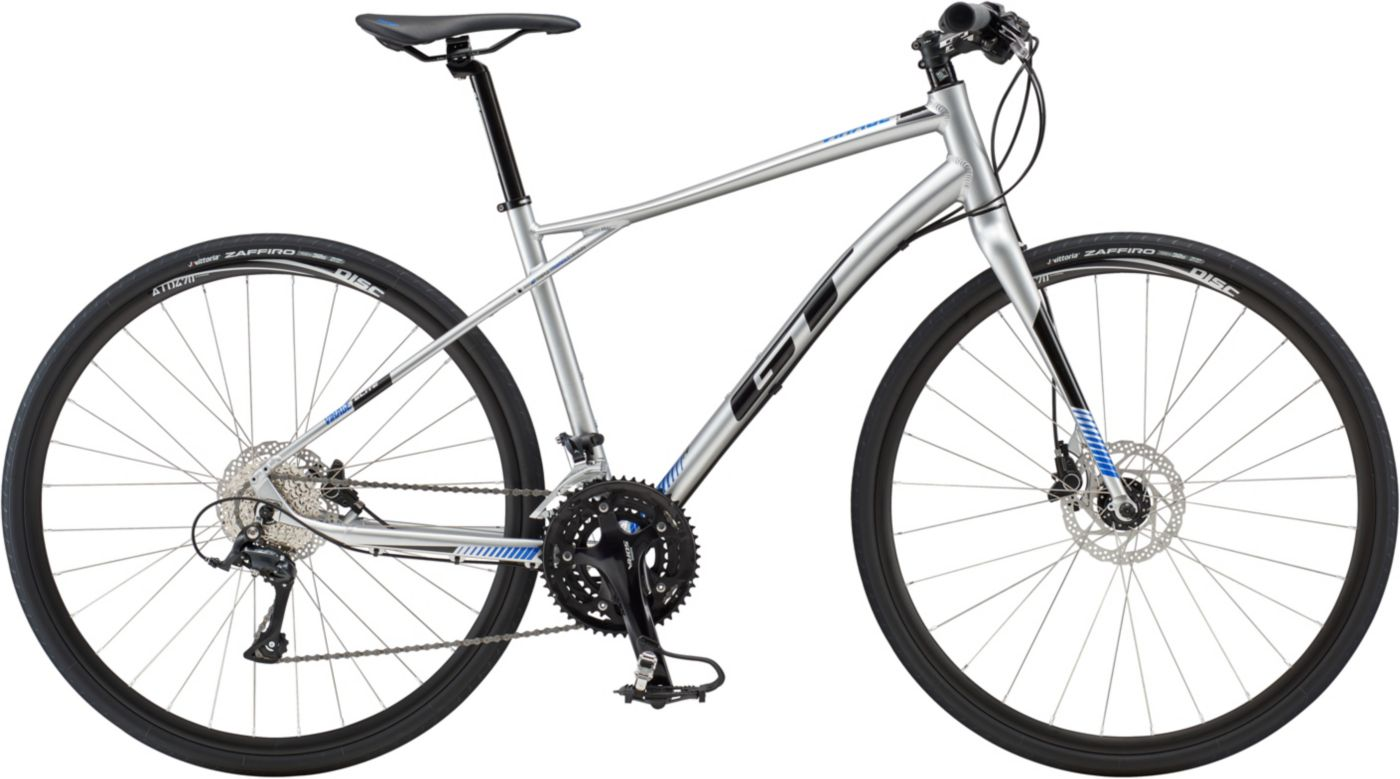 GT Men's Virage Elite Hybrid Bike