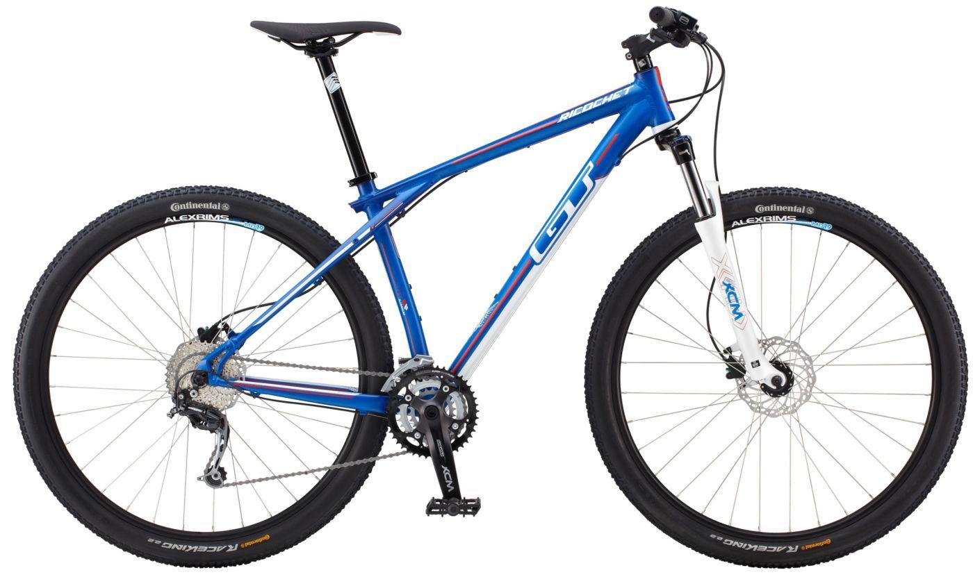 GT Men's Ricochet Comp 29'' Mountain Bike