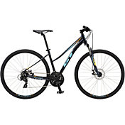 GT Women's Transeo Comp Hybrid Bike