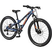 GT Boys' Stomper Ace 24'' Mountain Bike