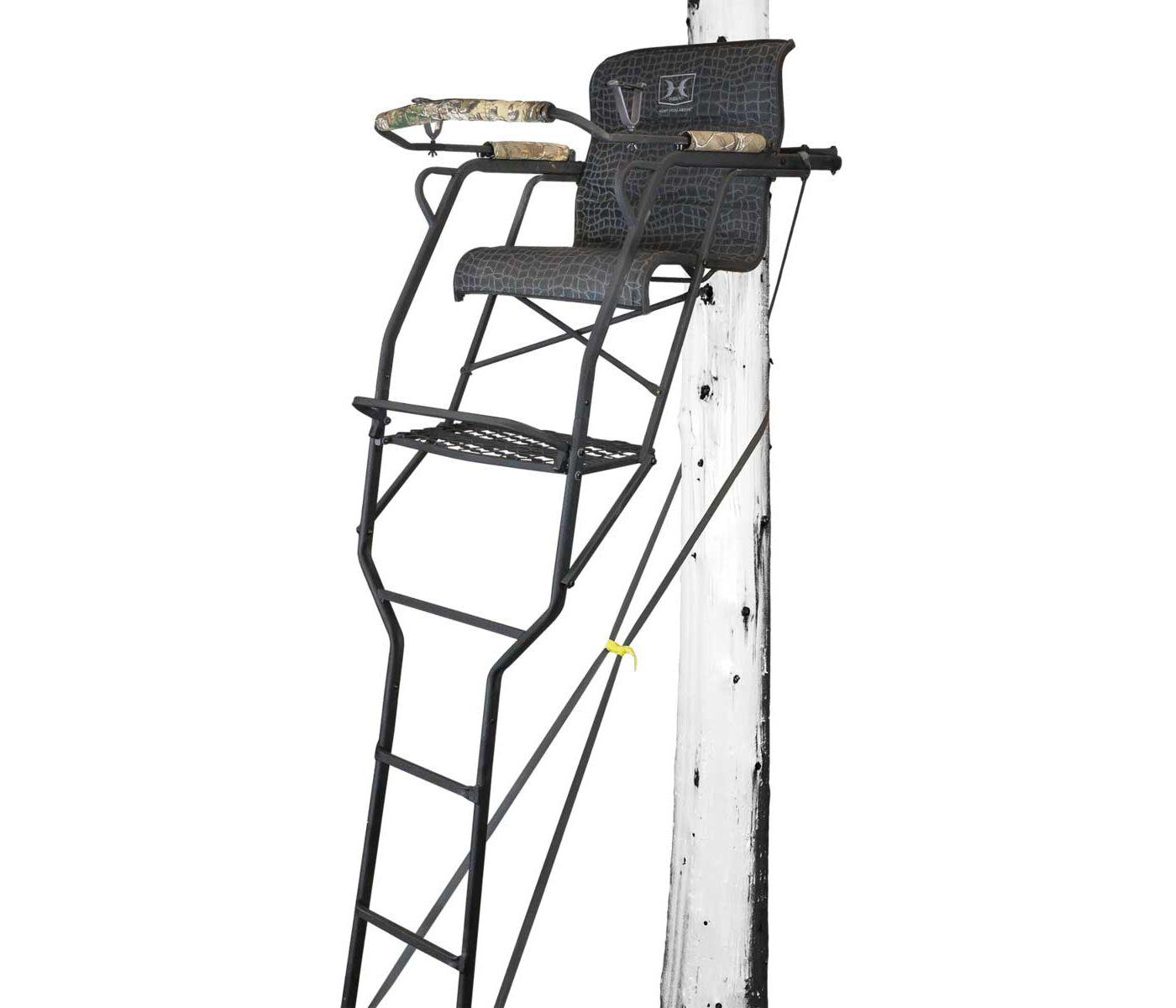 Hawk Big Denali 1.5 Man 20' Ladder Stand