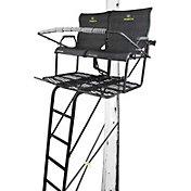 Hawk Sasquatch 18' Double Ladder Stand
