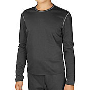 Hot Chillys Youth Pepper Bi-Ply Crewneck Shirt