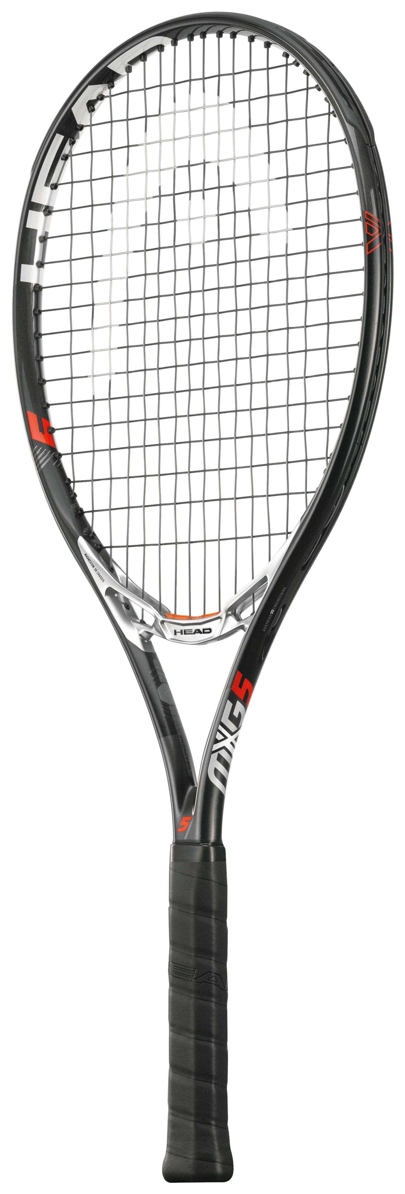 Head MxG 5 Tennis Racquet - Unstrung