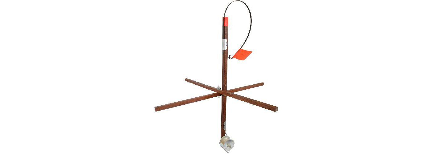 HT Explorer Wood Stick Tip-Up