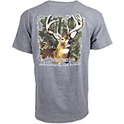Heybo Men's 10 Point Short Sleeve T-Shirt