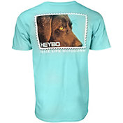 Heybo Men's Choco Short Sleeve T-Shirt