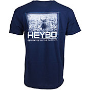 Heybo Men's Deer in Cotton Short Sleeve T-Shirt