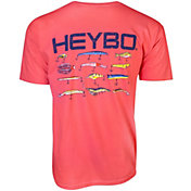 Heybo Men's Inshore Lures Short Sleeve T-Shirt
