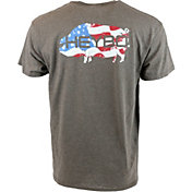 Heybo Men's Pig Short Sleeve T-Shirt