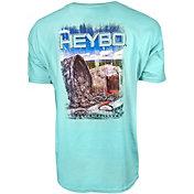 Heybo Men's Shuckin' Short Sleeve T-Shirt