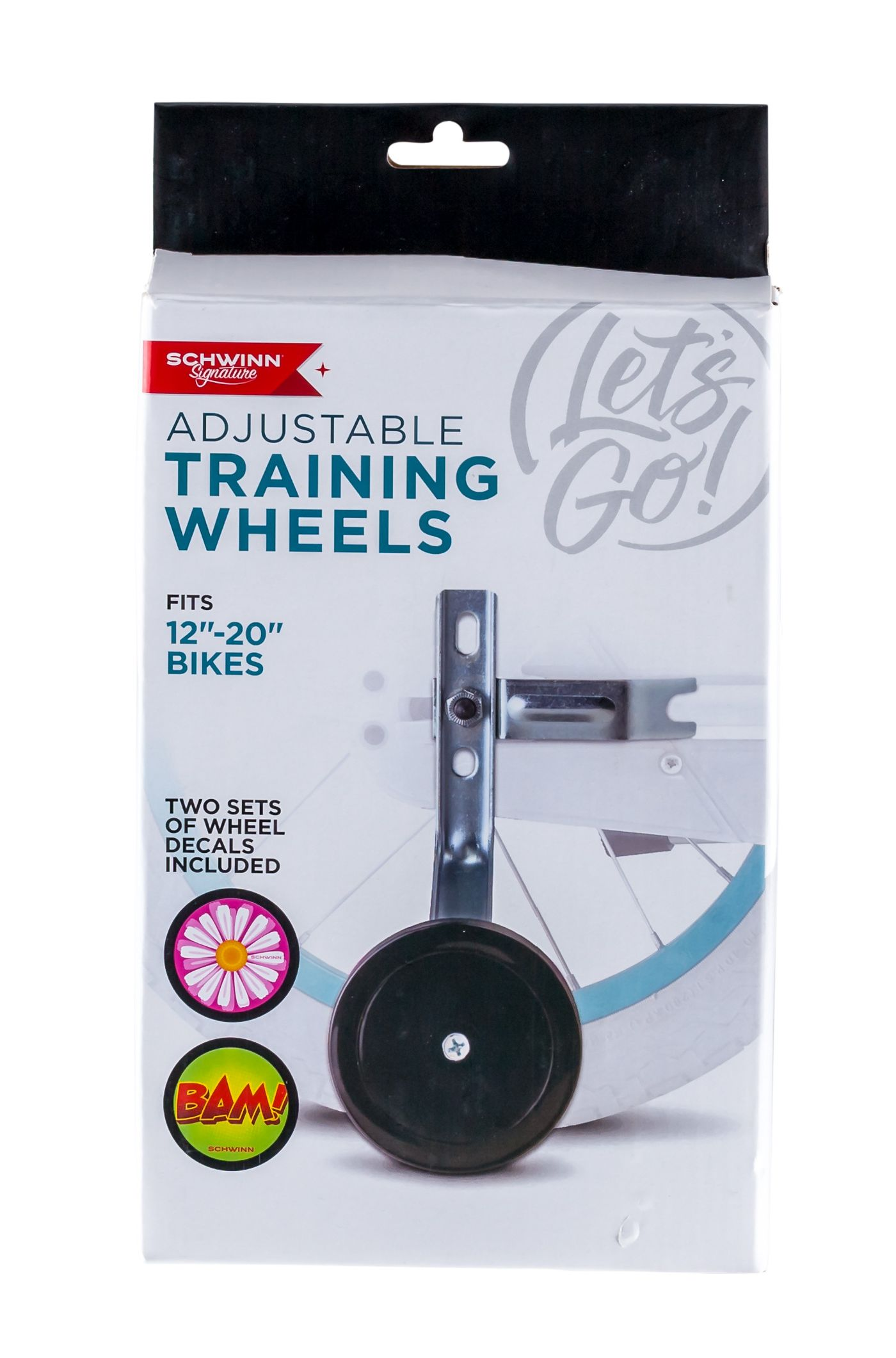 Schwinn Signature Adjustable Bike Training Wheels