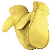 North Star Men's Unlined Chopper Mittens