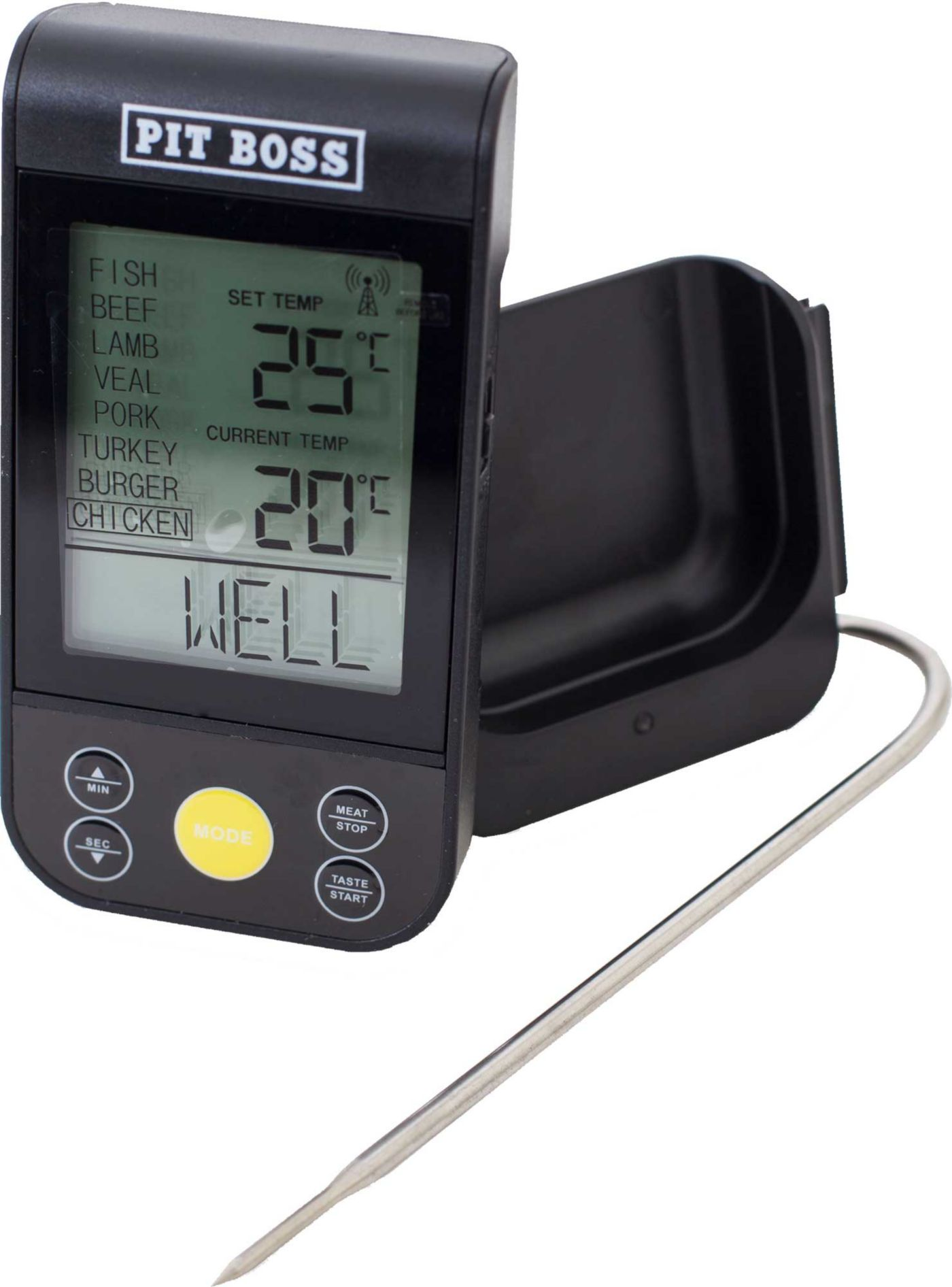 Pit Boss Grill Thermometer