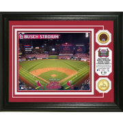 Highland Mint St. Louis Cardinals Dirt Coin Photo Mint