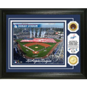 Highland Mint Los Angeles Dodgers Dirt Coin Photo Mint