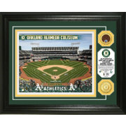 Highland Mint Oakland Athletics Dirt Coin Photo Mint