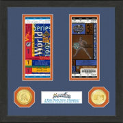 Highland Mint Miami Marlins World Series Ticket Collection