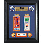 Highland Mint New York Mets World Series Deluxe Gold Coin & Ticket Collection