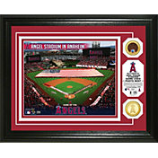 Highland Mint Los Angeles Angels Dirt Coin Photo Mint