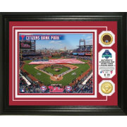 Highland Mint Philadelphia Phillies Dirt Coin Photo Mint