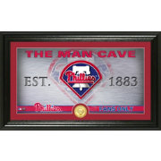 Highland Mint Philadelphia Phillies Man Cave Panoramic Bronze Coin Photo Mint