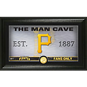 Highland Mint Pittsburgh Pirates Man Cave Panoramic Bronze Coin Photo Mint