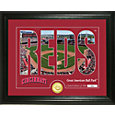Highland Mint Boston Red Sox Silhouette Photo Mint