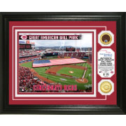Highland Mint Boston Red Sox Dirt Coin Photo Mint
