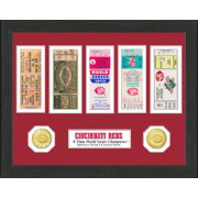 Highland Mint Boston Red Sox World Series Ticket Collection