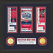 Highland Mint 2018 World Series Champions Boston Red Sox Ticket Collection