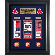 Highland Mint 2018 World Series Champions Boston Red Sox Deluxe Gold Coin & Ticket Collection