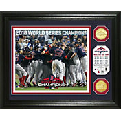 "Highland Mint 2018 World Series Champions Boston Red Sox ""Celebration"" Bronze Coin Photo Mint"