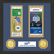 Highland Mint Kansas City Royals World Series Ticket Collection