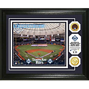 Highland Mint Tampa Bay Rays Dirt Coin Photo Mint