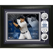 Highland Mint New York Yankees Aaron Judge Silver Coin Photo Mint