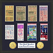 Highland Mint New York Yankees World Series Ticket Collection