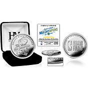Highland Mint 2018 NBA Champions Golden State Warriors Pure Silver Mint Coin