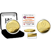 Highland Mint 2018 National Champions Clemson Tigers Gold Mint Coin