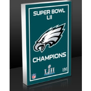 Highland Mint Philadelphia Eagles Super Bowl 52 Champions 'Eagle