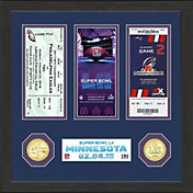 Highland Mint Super Bowl LII Dueling Commemorative Ticket Collection